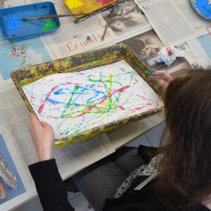 Tag der offenen Schule - Kunst