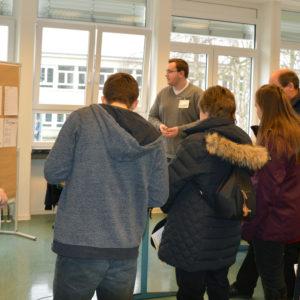 Tag der offenen Schule - Führung