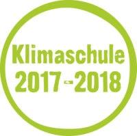 Wir sind Klimaschule 2017-2018