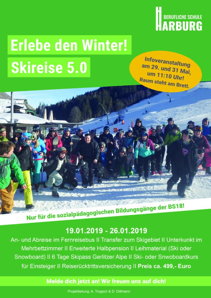 Skireise 2019